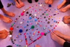 3 Stenenles met Tieners Samenwerken
